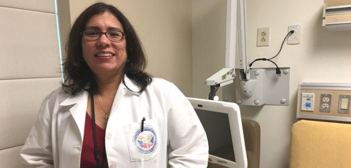 Dra. Lissette Jiménez, especialista en medicina del sueño