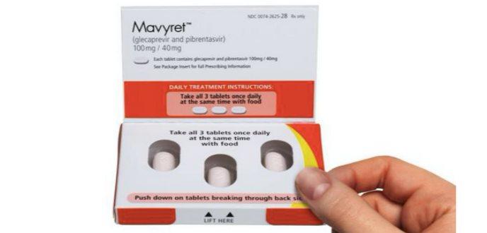 Aprobado el Mavyret para tratar la Hepatitis C