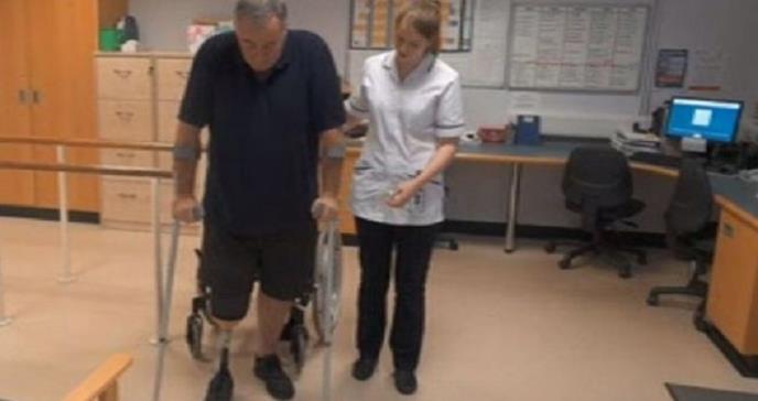 Diabetes: Me amputaron la pierna porque no me atendí mi diabetes tipo 2