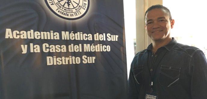 Dr. Héctor Flores asume la presidencia de la Casa del Médico de Ponce
