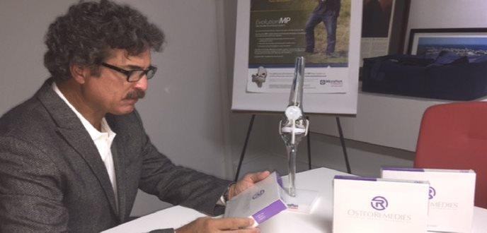 Lanzan nuevo implante para el reemplazo de rodillas en Puerto Rico