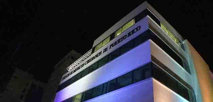 Inauguración de la Nueva sede del Colegio de Médicos Cirujanos de Puerto Rico