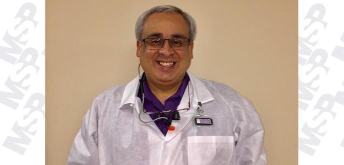 Dr. José R. Matos Pérez, nuevo decano de la Escuela de Medicina Dental