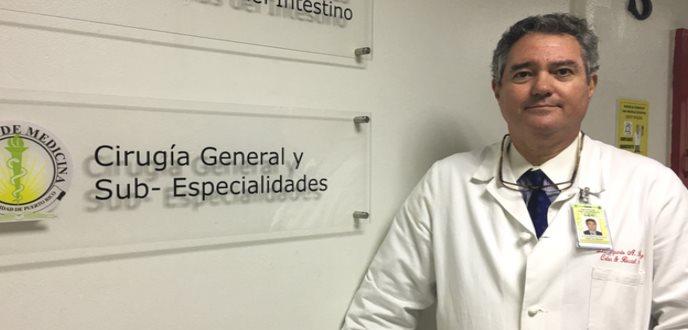 Nuevo Rector de Ciencias Médicas combina la ciencia con humanismo