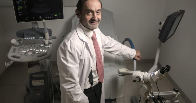 Una cirugía de precisión cura un cáncer a una niña y preserva su fertilidad