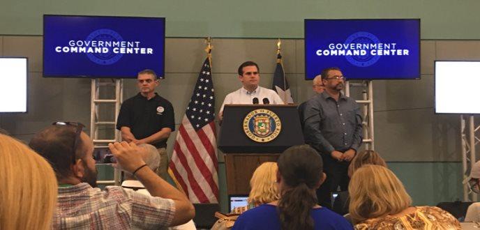 En vivo: Conferencia de prensa del Gobierno de Puerto Rico