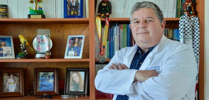 Puerto Rico tuvo su único representante ante la medicina suramericana