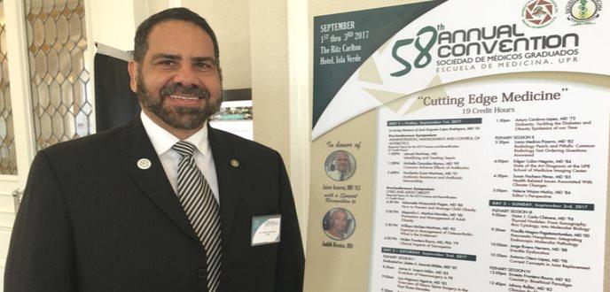 Auge científico entre médicos puertorriqueños