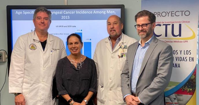 Ciencias Médicas reclutará voluntarios para estudiar la prevención del VPH oral en hombres