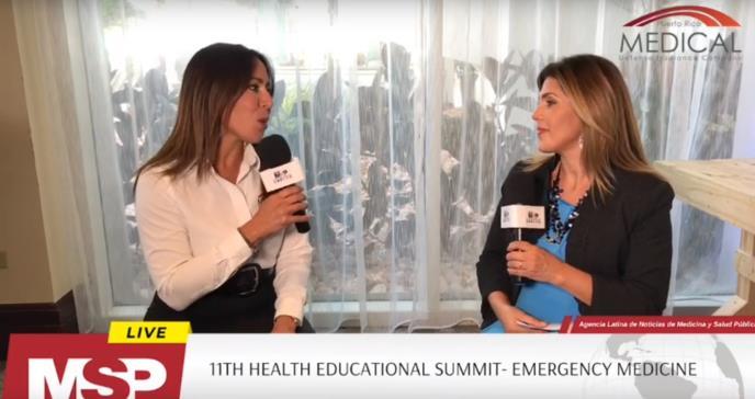 """ENVIVO desde el 11th HEALTH EDUCATIONAL SUMMIT BY PRMD - """"Emergency Medicine"""""""