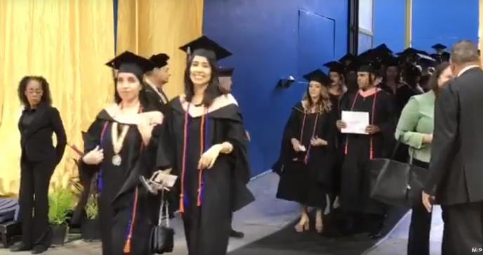 Colación de Grados Recinto de Ciencias Medicas
