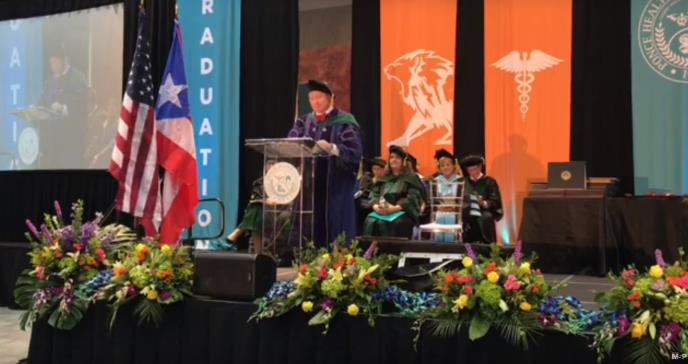 Colación de Grados Ponce Health Sciences University