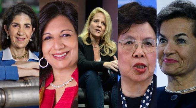 5 poderosas mujeres hacen parte de la ciencia mundial