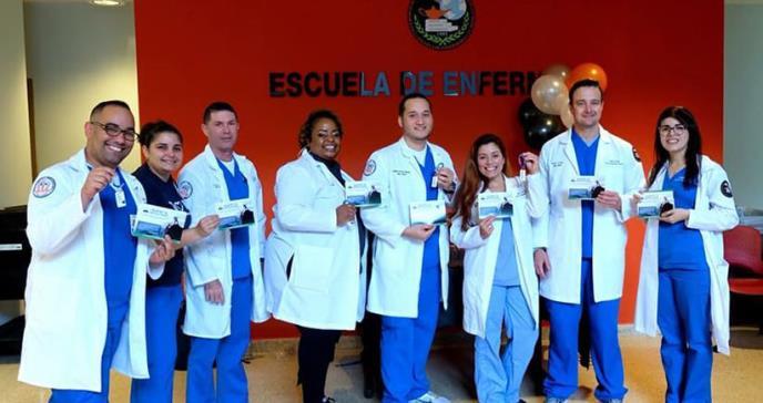 Acreditado hasta el 2022 el Programa de Maestría de la Escuela de Enfermería con especialidad en anestesia