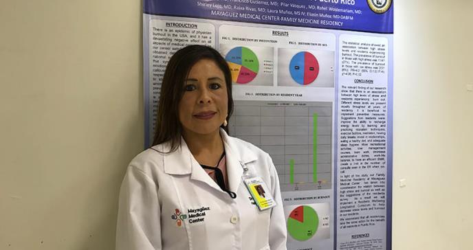 Alarmantes los niveles de estrés y agotamiento en residentes médicos en Puerto Rico