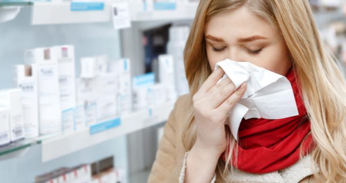 Alergias estacionales: ¿relacionadas a mayor riesgo de COVID-19?
