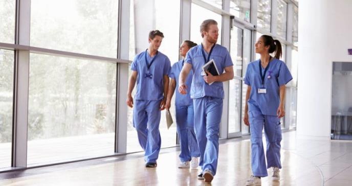 Alta prevalencia de agotamiento entre médicos residentes