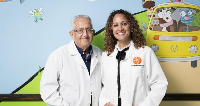 AMPRE eleva su pésame al veterano y fenecido pediatra Dr. Néstor Díaz