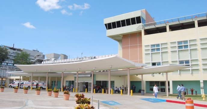 Salud Pública en cifras: Nueve hospitales cuentan con el servicio de luz