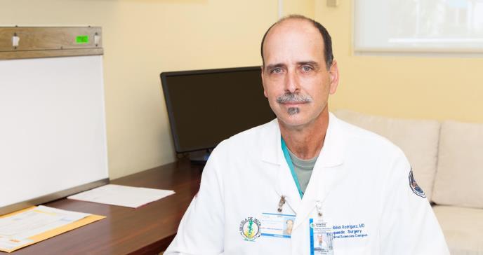 Médicos celebran nuevo avance en el tratamiento en cáncer músculo-esqueletal
