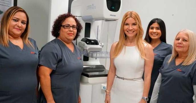 Inauguración del Breast Institute en el Hospital HIMA San Pablo