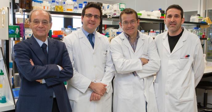 Proteína clave para evitar mutaciones durante la regeneración hepática