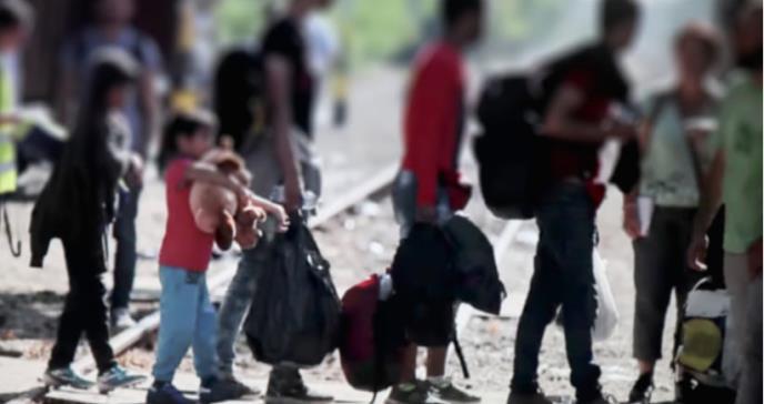 Un serio problema de salud pública en la caravana de emigrantes latinos hacia Estados Unidos