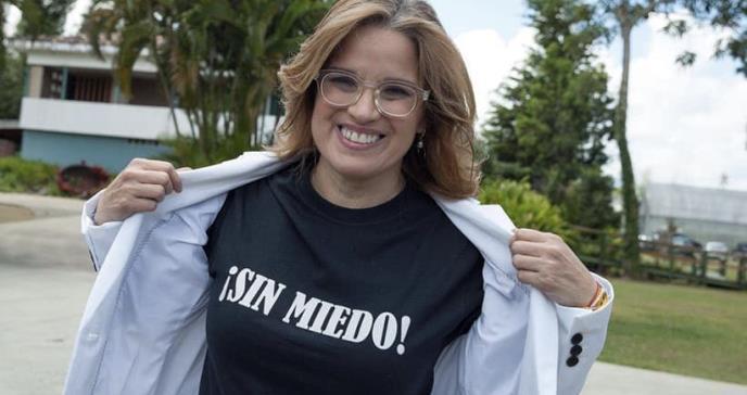 Carmen Yulín, candidata a la gobernación propone seguro de salud universal