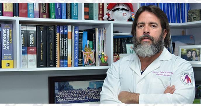 Carrera científica contra los eventos tromboembólicos en Puerto Rico