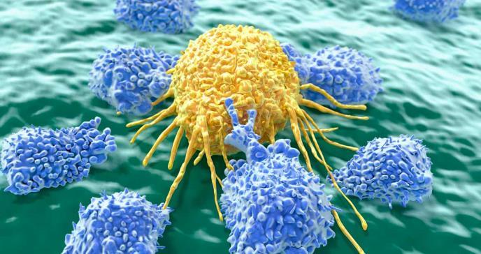Células cancerígenas se hacen inmortales ingiriendo vitamina C