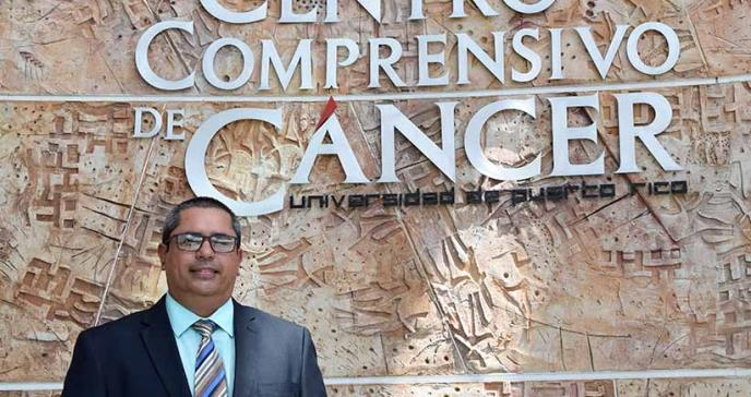 Dr. Bolívar Pagán Quiñones, nuevo subdirector de la corporación del CCCUPR