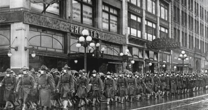 Cien años de la gripe que mermó la población mundial