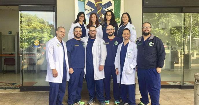 Ciencias Médicas celebra aprobación de 100% de su clase graduanda en el American Board of Emergency Medicine