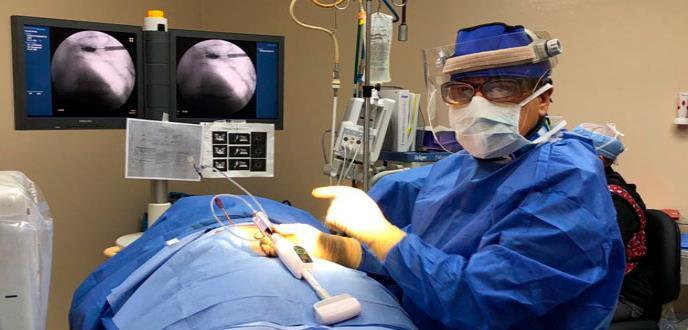 Exitosa cirugía de reparación de columna vertebral en paciente puertorriqueña