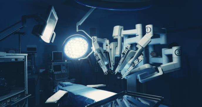 Cirugía robótica para cáncer de próstata