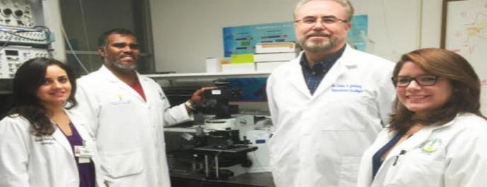 Pionero Puerto Rico en el estudio neurofisiológico de la cocaína a nivel mundial