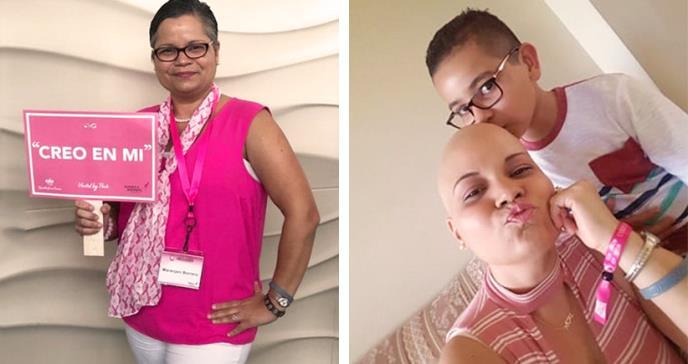 La historia de la puertorriqueña que venció el cáncer de mama metastásico tres veces