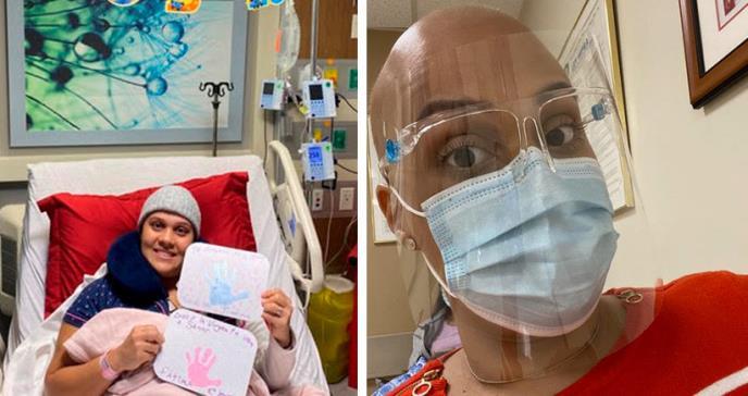 Trasplante de médula ósea: la historia de la puertorriqueña que venció el linfoma