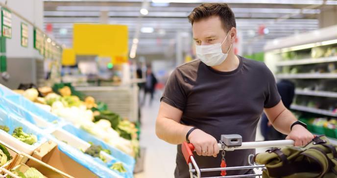Cómo influyen los alimentos en el contagio de Covid-19