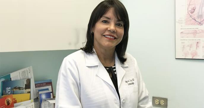 Comprometida con la dermatología y sus pacientes en Puerto Rico