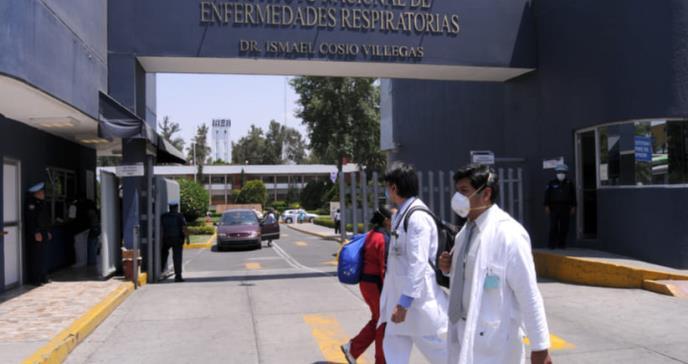 Contagios en México por coronavirus son más de 1.500