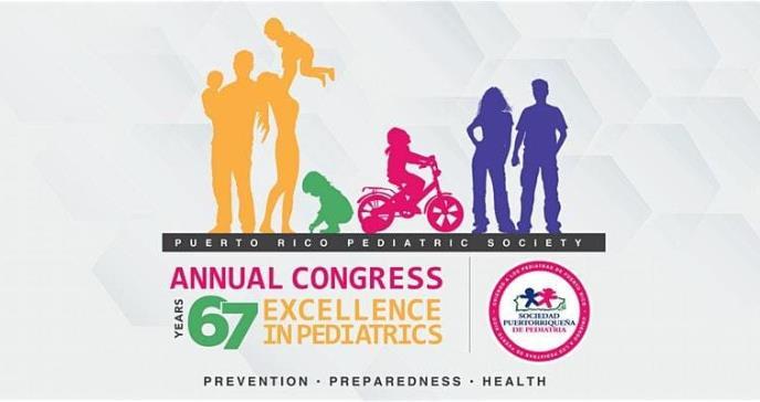 Convención Anual Sociedad Puertorriqueña de Pediatría