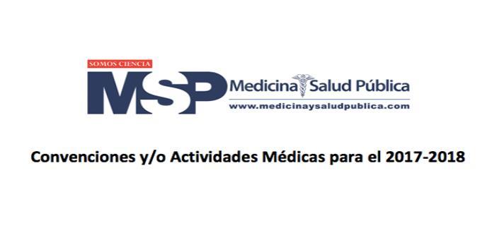 Asignan nuevas fechas para las convenciones médicas en Puerto Rico
