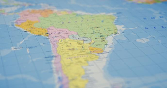 Qué tan rápidamente se está extendiendo el covid-19 por América Latina