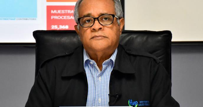 República Dominicana registra 1,481 personas recuperadas de COVID-19