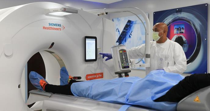 Centro Médico Episcopal San Lucas innova con máquina para CT Scan de baja radiación