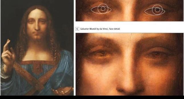 Leonardo da Vinci tenía estrabismo, según estudio