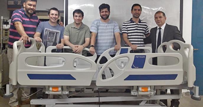 Desarrollan camas hospitalarias inteligentes