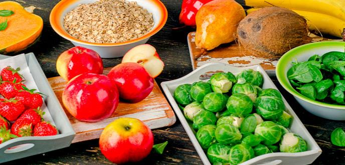 La dieta vegetariana, asociada con menor riesgo de enfermedades crónicas