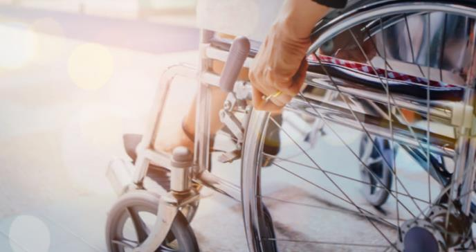 Las personas con discapacidades físicas necesitan tomar más precauciones ante la COVID-19